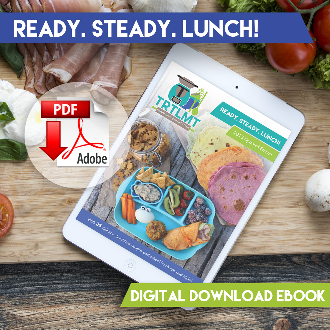 Thermomix books ebooks the road to loving my thermo mixer ready steady lunch volume 1 ebook forumfinder Image collections