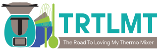 The Road to Loving My Thermo Mixer Logo