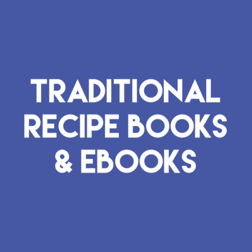 Traditional Books & eBooks